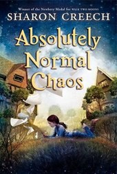 Absolutely Normal Chaos | Sharon Creech |