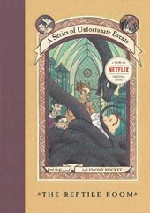A Series of Unfortunate Events #2 | Lemony Snicket |