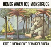 Donde Viven Los Monstruos/ Where the Wild Things Are