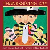 Thanksgiving Day | Anne Rockwell |