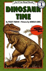 Dinosaur Time | Peggy Parish |