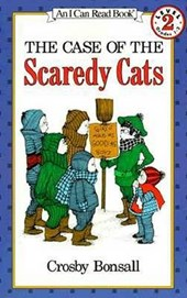 Case of the Scaredy Cats | Crosby Newell Bonsall |