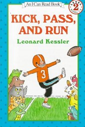 Kick, Pass, and Run | Leonard Kessler |