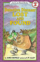 Detective Dinosaur Lost and Found | James Skofield |