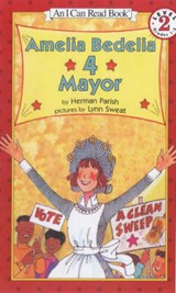 Amelia Bedelia 4 Mayor | Herman Parish |