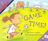 Mathstart Time Game Time Student Reader