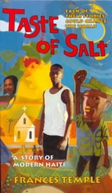 Taste of Salt | Frances Temple |