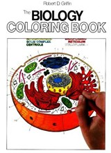 The Biology Coloring Book | Robert D. Griffin |