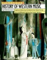 HarperCollins College Outline History of Western Music | Hugh M. Miller |
