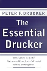The Essential Drucker | Peter F. Drucker |
