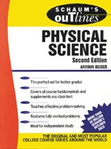Schaum's Outline of Theory and Problems of Physical Science | Arthur Beiser |