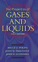 The Properties of Gases and Liquids | Bruce E. Poling |