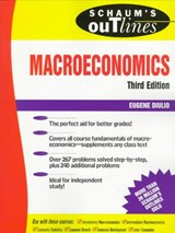 Schaum's Outline of Theory and Problems Macroeconomics | Eugene A. Diulio |