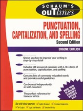 Schaum's Outline of Punctuation, Capitalization & Spelling