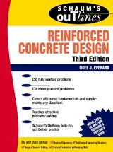 Schaum's Outline of Theory and Problems of Reinforced Concrete Design | Noel J. Everard |
