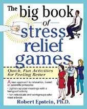 The Big Book of Stress-Relief Games | Robert Epstein |