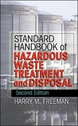 Standard Handbook of Hazardous Waste Treatment and Disposal | Harry M. Freeman |