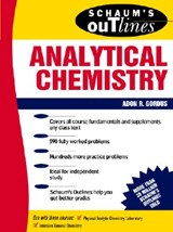 Schaum's Outline of Analytical Chemistry | Adon A. Gordus |