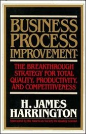 Business Process Improvement | H. James Harrington |