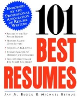 101 Best Resumes | Jay A. Block |
