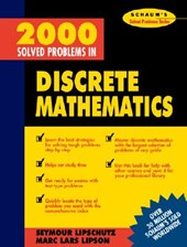 2000 Solved Problems in Discrete Mathematics | Seymour Lipschutz |