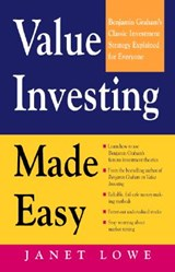 Value Investing Made Easy | Janet Lowe |