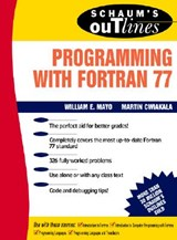 Schaum's Outline of Programming with FORTRAN | Willam E. Mayo |
