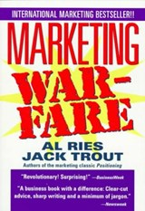 Marketing Warfare | Al Ries |