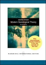 Modern Sociological Theory | George Ritzer |