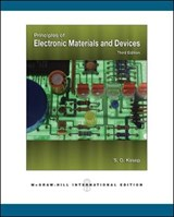 Principles of Electronic Materials and Devices (Int'l Ed) | Safa O Kasap |