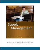 Supply Management (Int'l Ed) | David Burt |