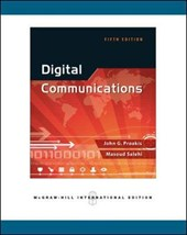 Digital Communications (Int'l Ed) | John Proakis |