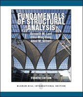 Fundamentals of Structural Analysis (Int'l Ed)