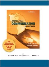 Intercultural Communication in Contexts | Judith N. Martin |