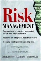 Risk Management | Michel Crouhy |