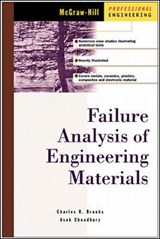 Failure Analysis of Engineering Materials | Charles R. Brooks |