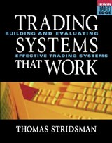Tradings Systems That Work | Thomas Stridsman |