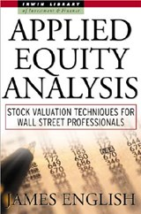 Applied Equity Analysis | James English |