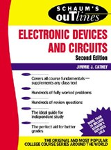 Schaum's Outline of Electronic Devices and Circuits, Second | Jimmie J Cathey |