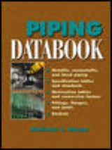 Piping Data Book | Mohinder L. Nayyar |