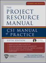 The Project Resource Manual | Construction Specifications Institute |