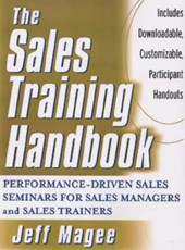 Sales Training Handbook | Jeff Magee |