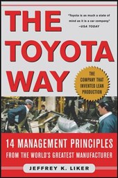The Toyota Way | Jeffrey K. Liker |
