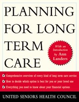Planning for Long Term Care | United Seniors Health Coorporation |