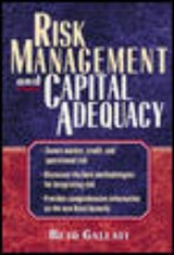 Risk Management and Capital Adequacy | Reto Gallati |