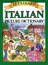 Let's Learn Italian Picture Dictionary