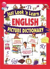 Just Look'N Learn English Picture Dictionary