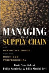 Managing the Supply Chain | David Simchi-Levi |