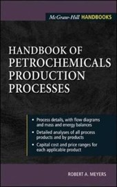 Handbook of Petrochemicals Production Processes | Robert A. Meyers |