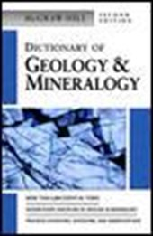 McGraw-Hill Dictionary of Geology & Minerology | McGraw-Hill Education |